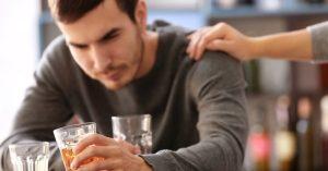Motivation af misbruger ti at gå i afvænning